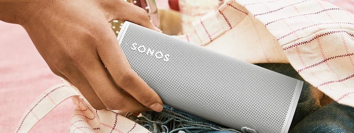 Sonos Roam Portable Smart Speaker